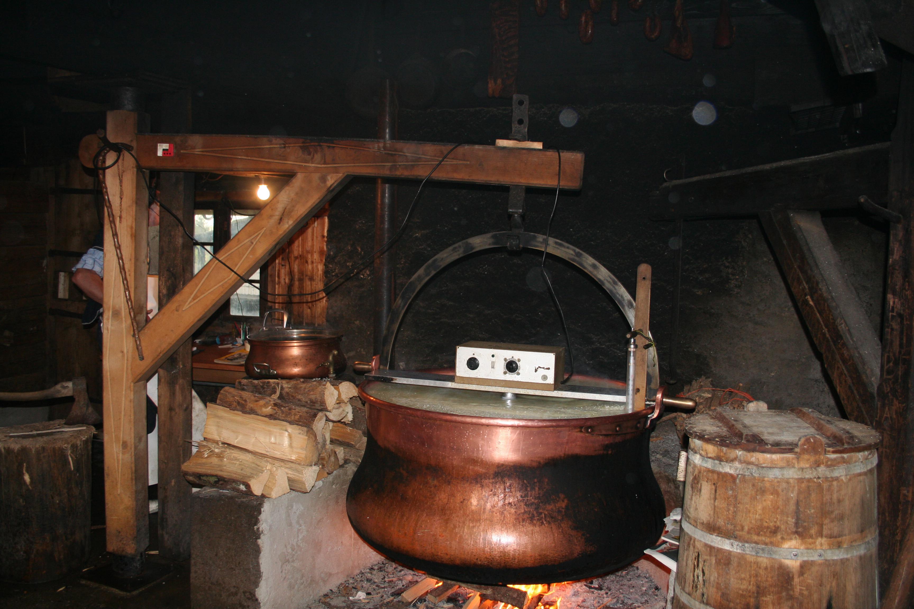 la fromagerie d u0026 39 alpage du xvii