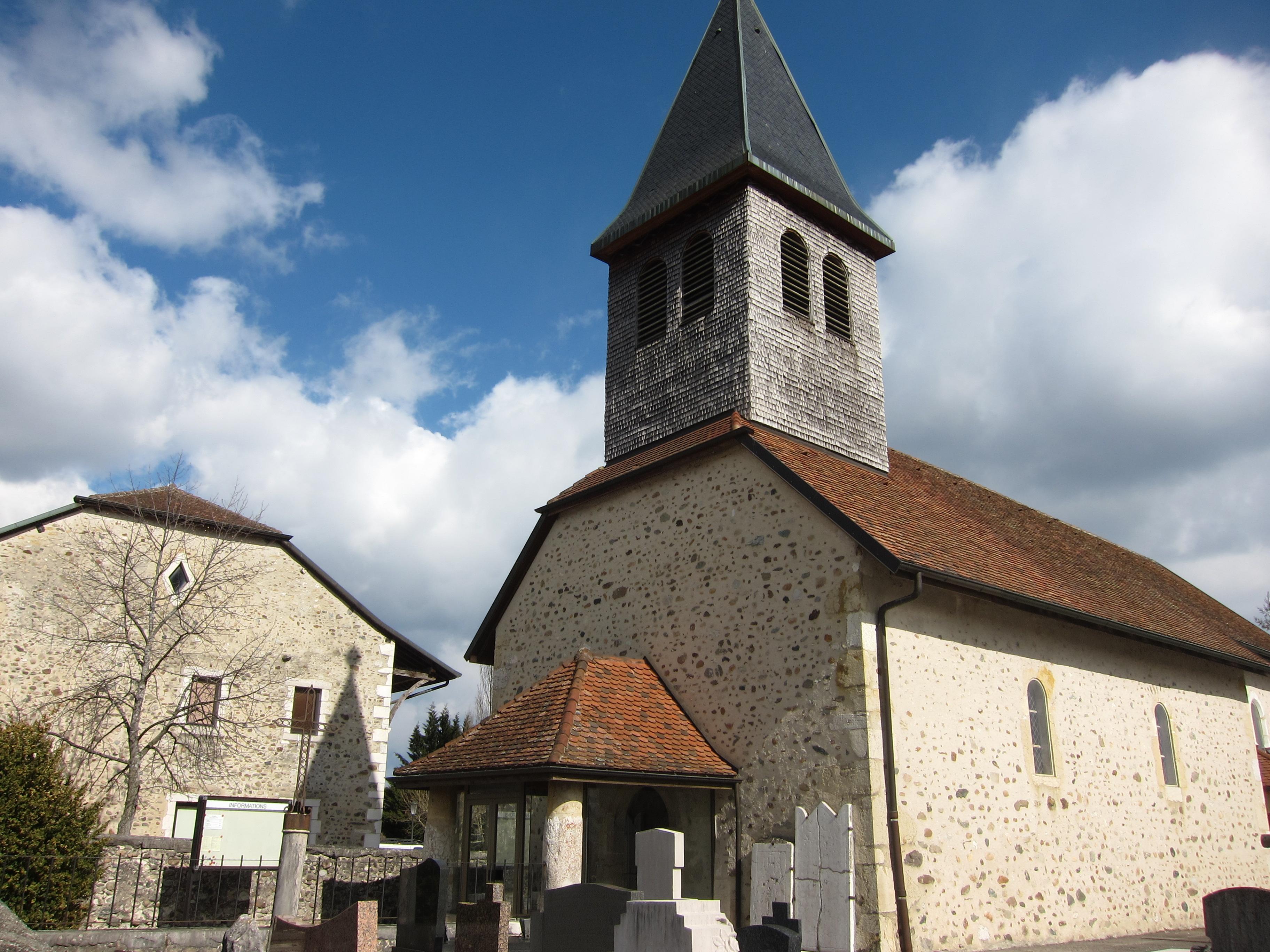 Eglise paroissiale de pr vessin mo ns ch teau de voltaire ferney voltaire - Office du tourisme ferney voltaire ...