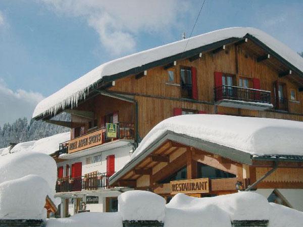 Loc h tel alpen sports mus e de la musique m canique les for Boutique hotel alpen