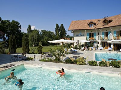 Hotel Yvoire Spa